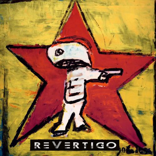 Caratula para cd de Revertigo - Revertigo