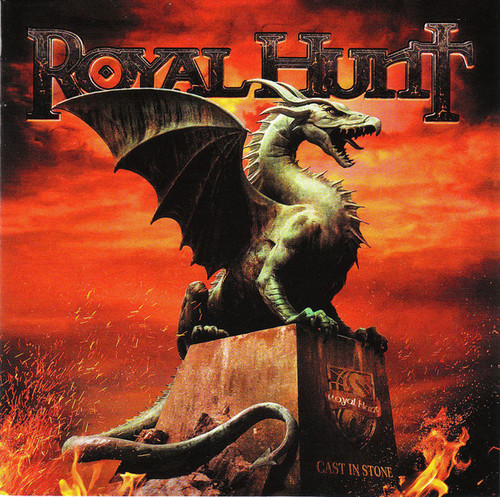 Caratula para cd de Royal Hunt - Cast In Stone