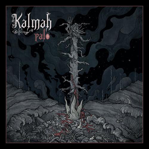 Caratula para cd de Kalmah - Palo