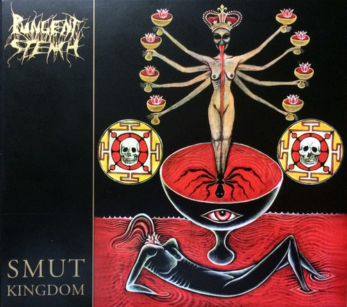 Caratula para cd de Pungent Stench - Smut Kingdom