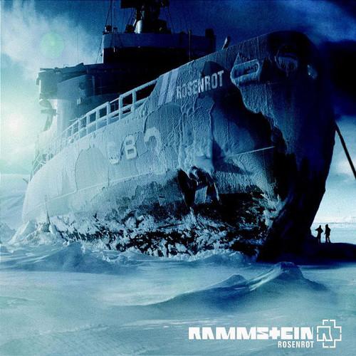 Caratula para cd de Rammstein - Rosenrot