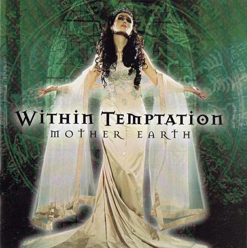 Caratula para cd de Within Temptation - Mother Earth 4 Bonus