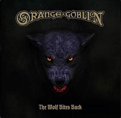 Caratula para cd de Orange Goblin - The Wolf Bites Back