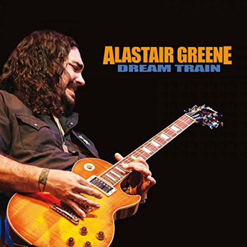Caratula para cd de Alastair Greene - Dream Train