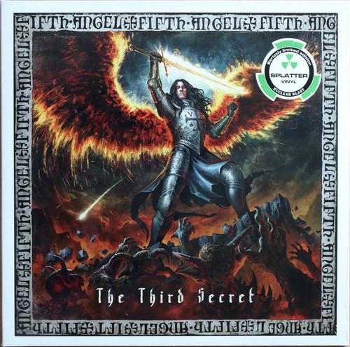 Caratula para cd de Fifth Angel - The Third Secret