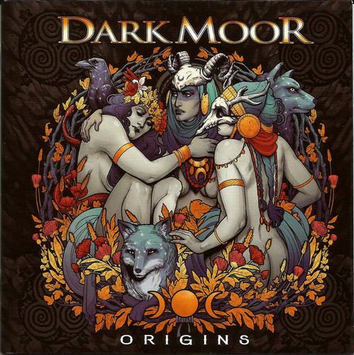 Caratula para cd de Dark Moor - Origins