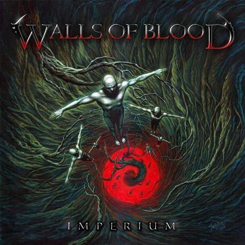Caratula para cd de Walls Of Blood - Imperium