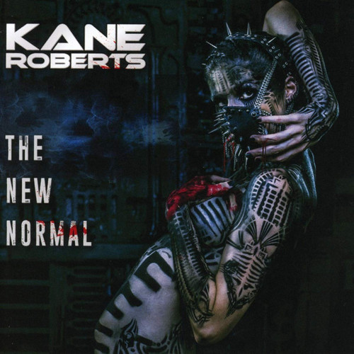 Caratula para cd de Kane Roberts - The New Normal