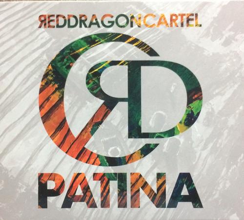 Caratula para cd de Red Dragon Cartel - Patina
