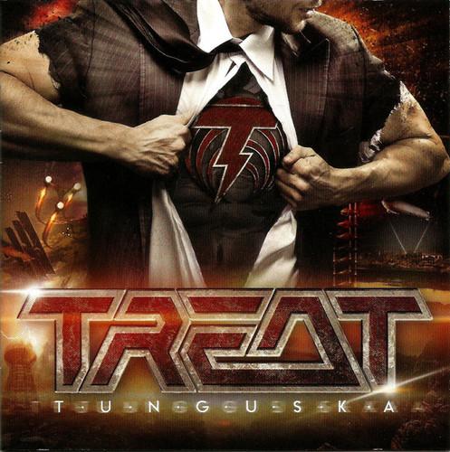 Caratula para cd de Treat  - Tunguska