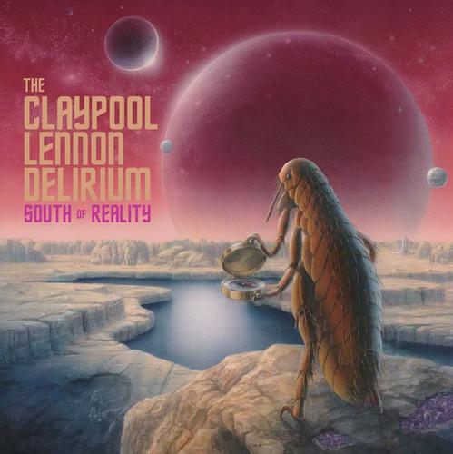 Caratula para cd de The Claypool Lennon Delirium - South Of Reality