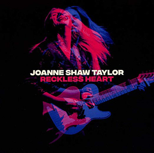 Caratula para cd de Joanne Shaw Taylor - Reckless Heart