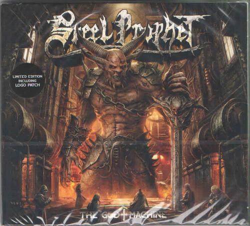 Caratula para cd de Steel Prophet - The God Machine