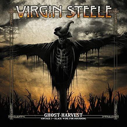 Caratula para cd de Virgin Steele - Ghost Harvest