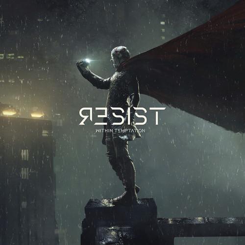 Caratula para cd de Within Temptation - Resist