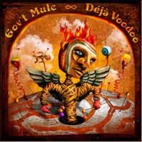 Caratula para cd de Gov't Mule - Déjà Voodoo