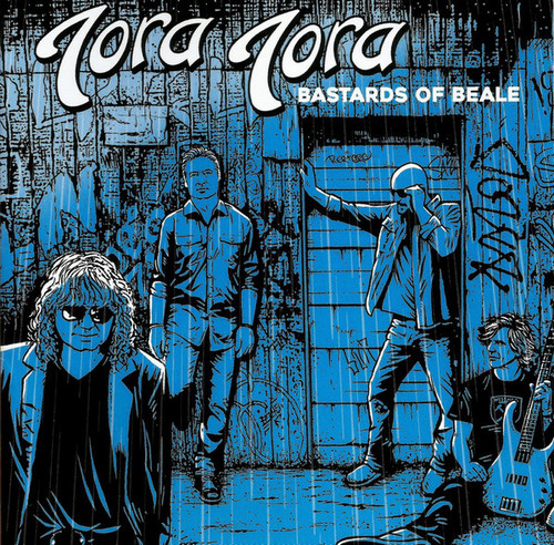 Caratula para cd de Tora Tora  - Bastards Of Beale