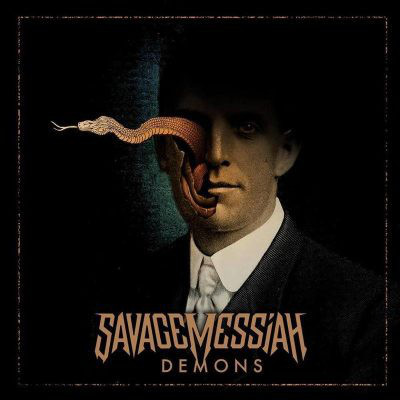 Caratula para cd de Savage Messiah  - Demons