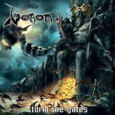 Caratula para cd de Venom  - Storm The Gates