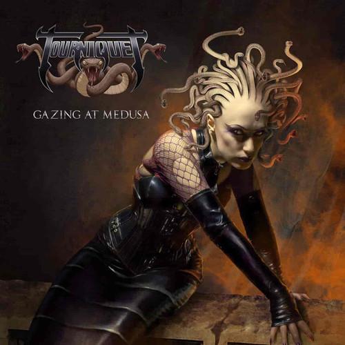 Caratula para cd de Tourniquet - Gazing At Medusa