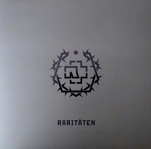 Caratula para cd de Rammstein - Raritäten