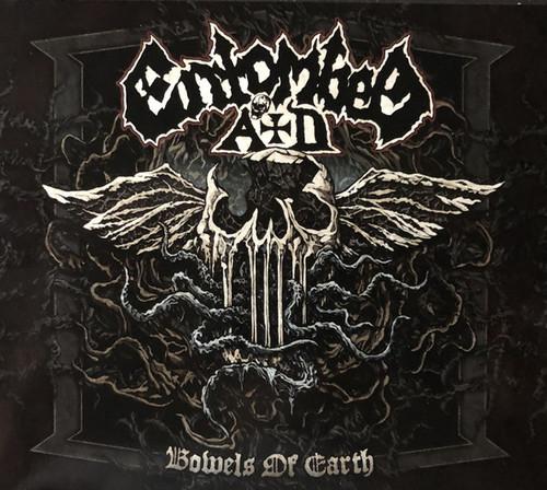 Caratula para cd de Entombed A.D. - Bowels Of Earth