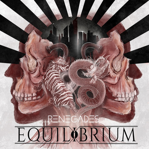 Caratula para cd de Equilibrium  - Renegades