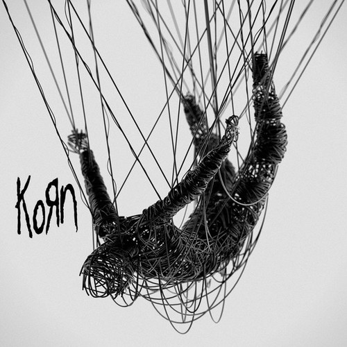 Caratula para cd de Korn - The Nothing