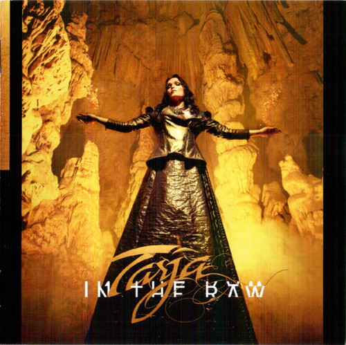 Caratula para cd de Tarja Turunen - In The Raw