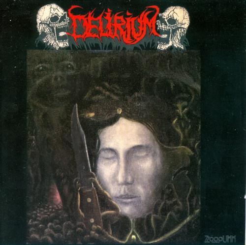 Caratula para cd de Delirium  - Zzooouhh