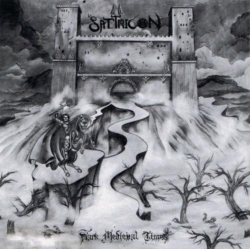 Caratula para cd de Satyricon - Dark Medieval Times