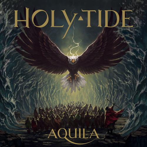Caratula para cd de Holy Tide - Aquila