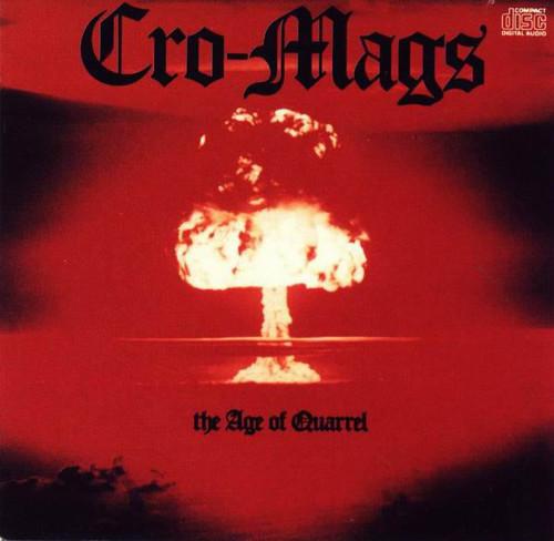 Caratula para cd de Cro Mags - The Age Of Quarrel