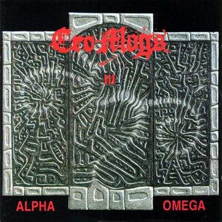 Caratula para cd de Cro Mags - Alpha Omega