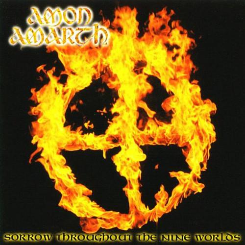 Caratula para cd de Amon Amarth - Sorrow Throughout The Nine Worlds
