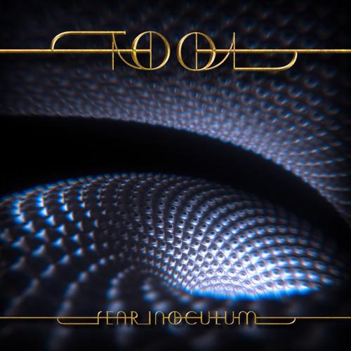 Caratula para cd de Tool  - Fear Inoculum