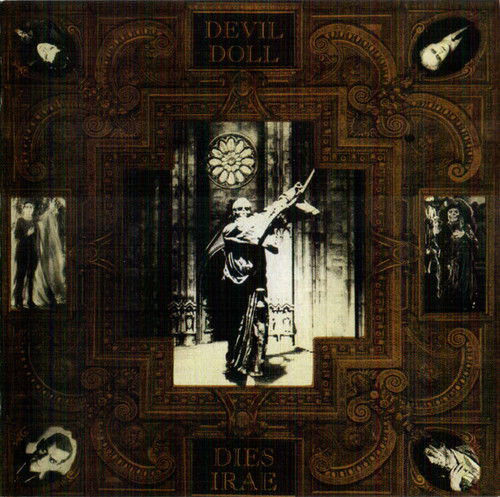 Caratula para cd de Devil Doll - Dies Irae