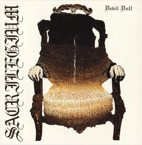 Caratula para cd de Devil Doll - Sacrilegium