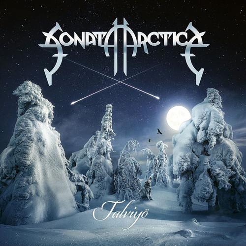 Caratula para cd de Sonata Arctica - Talviyö