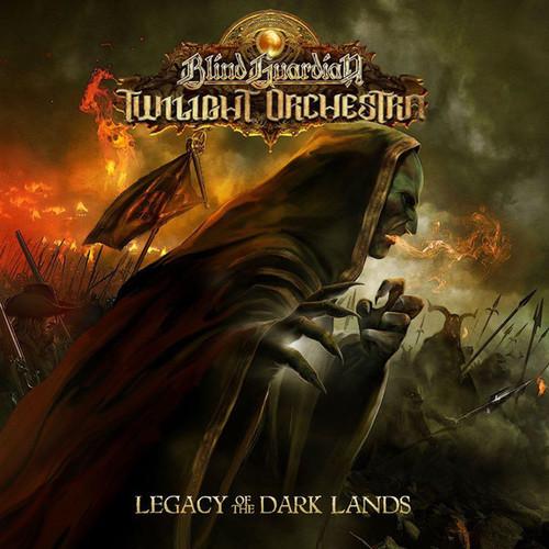 Caratula para cd de Blind Guardian Twilight Orchestra - Legacy Of The Dark Lands