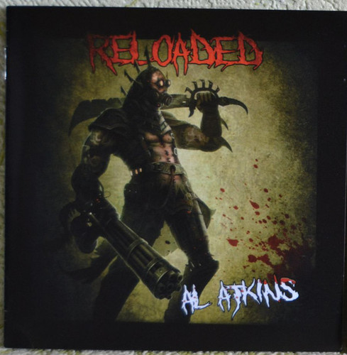 Caratula para cd de Al Atkins - Reloaded